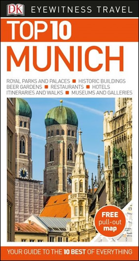 DK Top 10 Munich Travel Guide