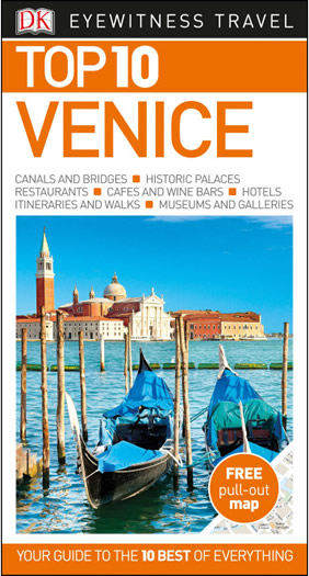 DK Top 10 Venice travel guide