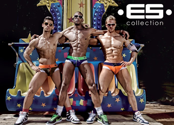 ES Collection sexy guys swimwear