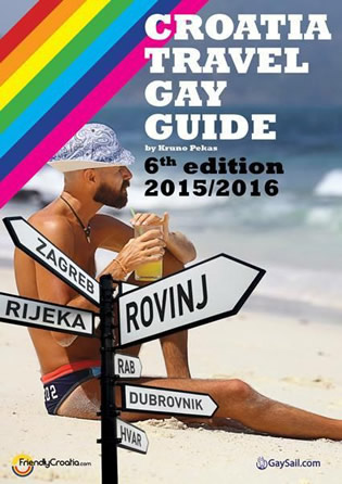 Croatia Gay Travel Guide 2016