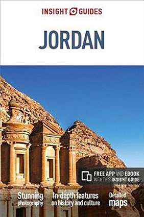 Insight Guides Jordan Travel Guide