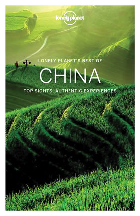 Best of China Lonely Planet Travel Guide