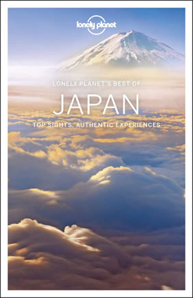 Lonely Planet Best of Japan Travel Guide