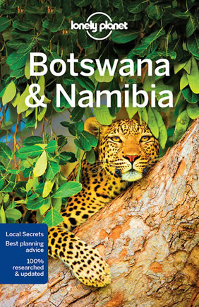 Lonely Planet Botswana & Namibia Travel Guide