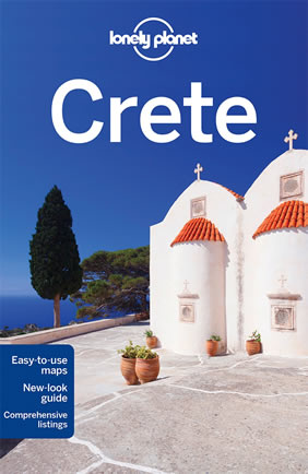 Lonely Planet Crete Travel Guide