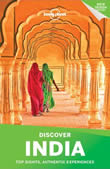 Lonely Planet Discover India travel guide