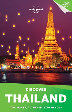 Discover Thailand Lonely Planet Guide