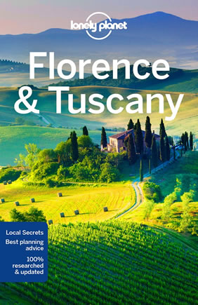 Lonely Planet Florence travel guide