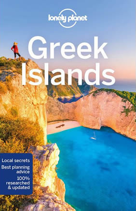 Lonely Planet Greek Islands Travel Guide