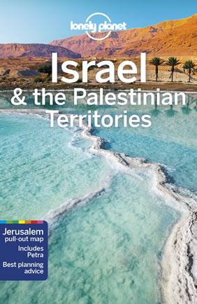 Lonely Planet Israel Travel Guide