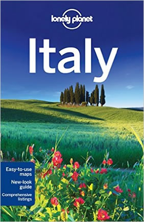 Italy Lonely Planet travel guide