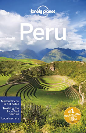 Lonely Planet Peru travel guide