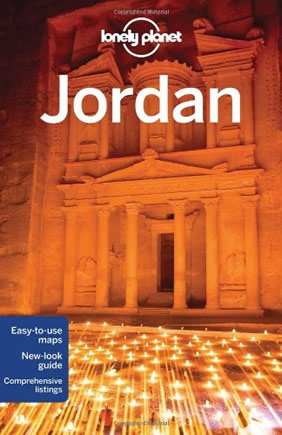 Lonely Planet Jordan Travel Guide