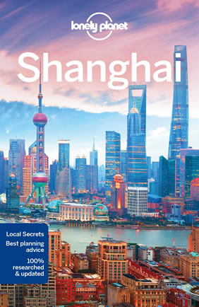 Lonely Planet Shanghai travel guide
