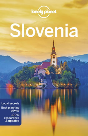 Lonely Planet Slovenia travel guide