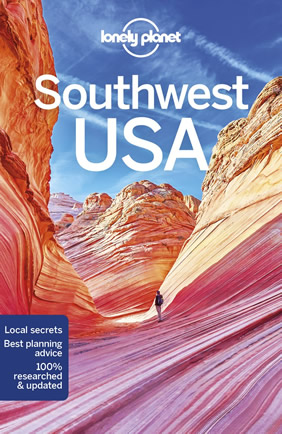 Lonely Planet Southwest USA Travel guide