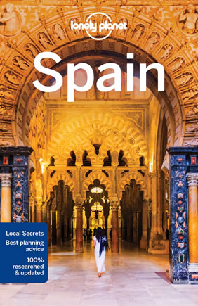 Lonely Planet Spain travel guide