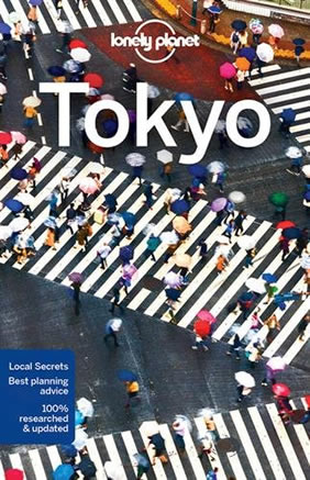 Tokyo - Lonely Planet Travel Guide
