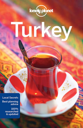 Turkey Lonely Planet Travel Guide