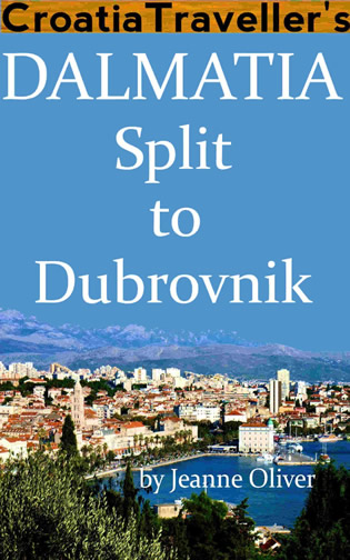 Croatia Traveller's Dalmatia: Split to Dubrovnik
