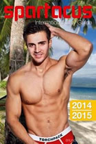 Spartacus International Gay Guide 2014