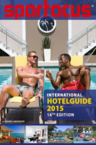 Spartacus International Gay Hotel Guide 2015