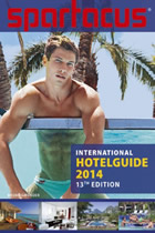 Spartacus International Hotel Gay Guide 2014