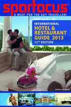 Spartacus International Hotel and Restaurant Gay Guide 2013