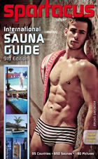 Spartacus International Sauna Guide - 9th edition
