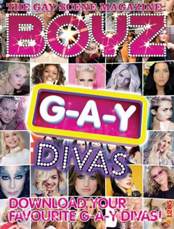 Boyz - The Gay Scene Magazine