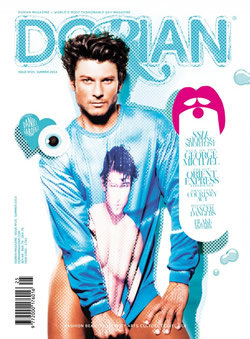 Dorian - World's Most Fashionable Gay Magazine