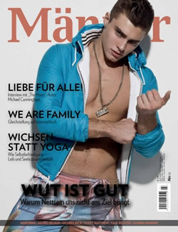 Manner - German gay magazine