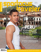 Spartacus Traveler Gay Magazine