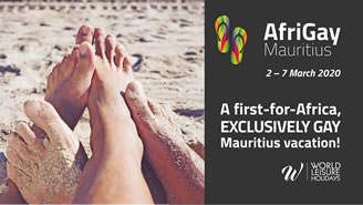 AfriGay Mauritius All-Gay Resort 2020