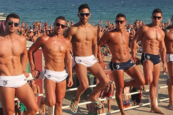 For gay travellers Barcelona has been one of the favourite destinations in Europe for the last twent