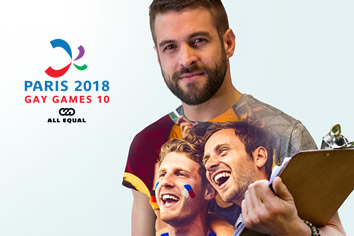 Travel package gay games