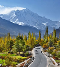 Pakistan's Hunza Valley Gay Tour