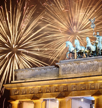 Europe Christmas & New Year Gay Tour