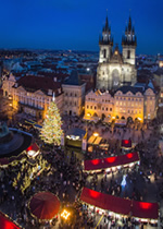 Europe Christmas & New Year Holidays Gay Tour