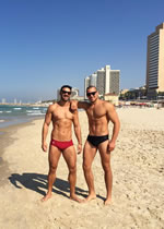 Israel gay group tour