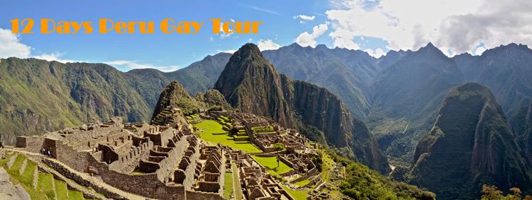Peru Days Gay Tour Lima Sacred Valley Machu Picchu Aguas - How far is machu picchu from lima