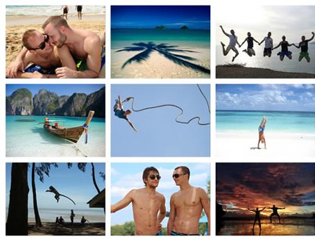 from Cassius gay thailand tours