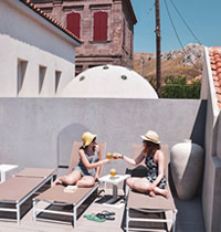 Lesvos Lesbian Luxury Spa Holiday