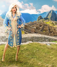 Peru & Machu Picchu with Sherry Vine Luxury Gay Tour
