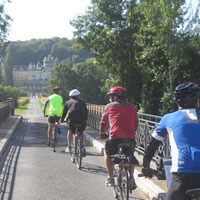Chateaux Valley Gay Bike Tour