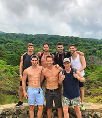 Gay Costa Rica Adventure Tour