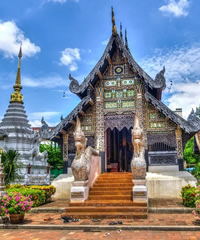 Thailand Temples Gay New Year Tour