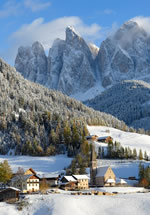 Dolomites Christmas gay tour