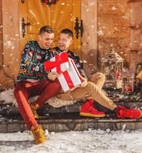 Dolomites Christmas Markets Gay Tour