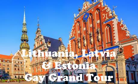Lithuania, Latvia & Estonia Gay Grand Tour - 8 Days in
